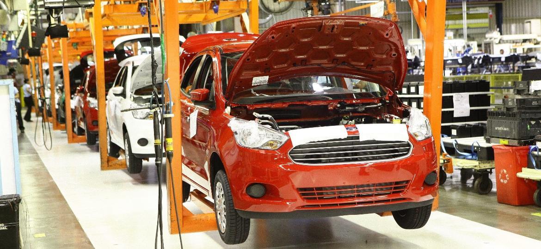 Moderna, fábrica da Ford em Camaçari (BA) pode voltar a operar sob o comando do Grupo Caoa, que já tem duas unidades fabris funcionando no Brasil - Divulgação