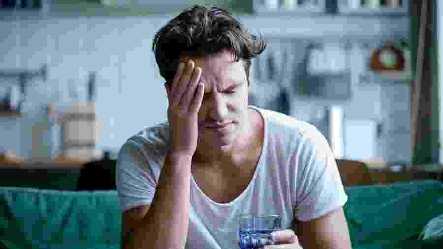 A dor de cabeça atinge 96% das pessoas, ou seja, quase todo mundo já sofreu ou vai sofrer com esse problema um dia - iStock