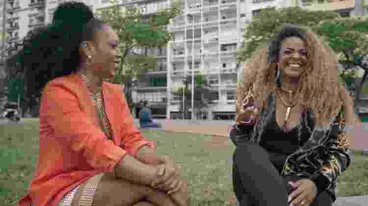 Donas do Baile - Ep.5 - Negra Li com Bruna Battys - Reprodução - Reprodução