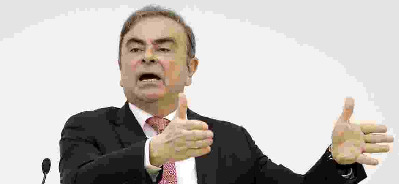 Ghosn disse que vai provar sua inocência em breve - Joseph Eid/AFP