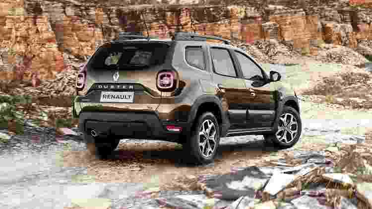 Novo Renault Duster 2 - Divulgação - Divulgação