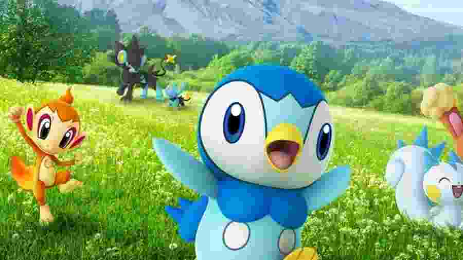 Mudanças em Pokémon GO possibilitam jogar de casa e até participar de reides a distância - Divulgação/Niantic