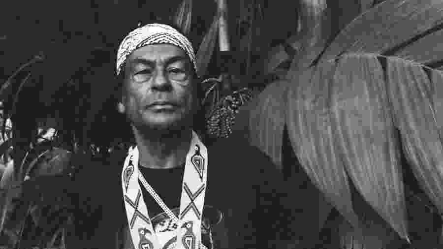 """Aílton Krenak, eleito intelectual do ano e autor de """"A vida não é útil"""" - Divulgação Festival Salve Vida Indígena"""