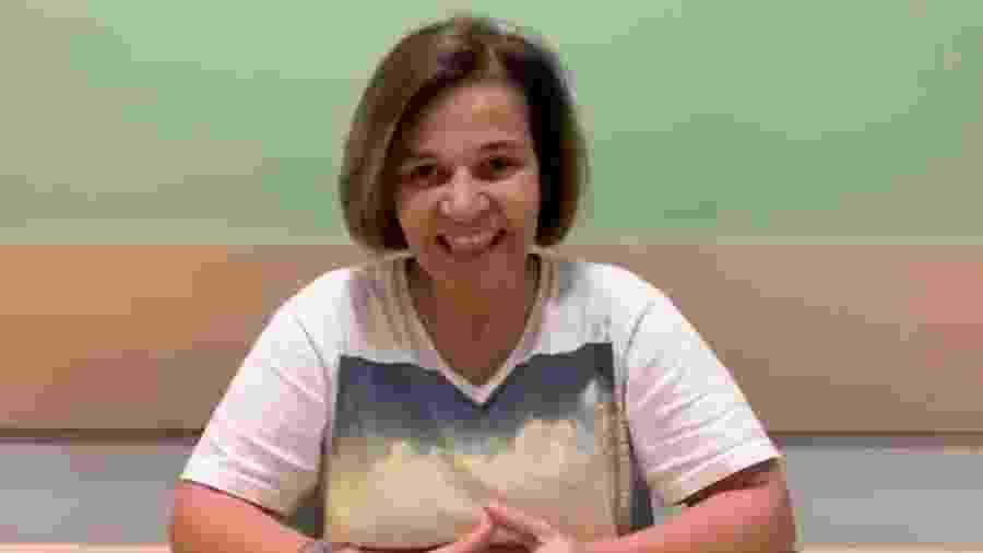 Claudia Rodrigues foi internada na manhã de ontem em São Paulo - Reprodução/Instagram