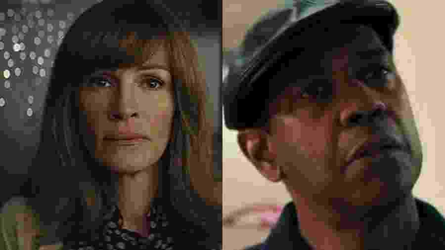 Julia Roberts e Denzel Washington - Reprodução/IMDb