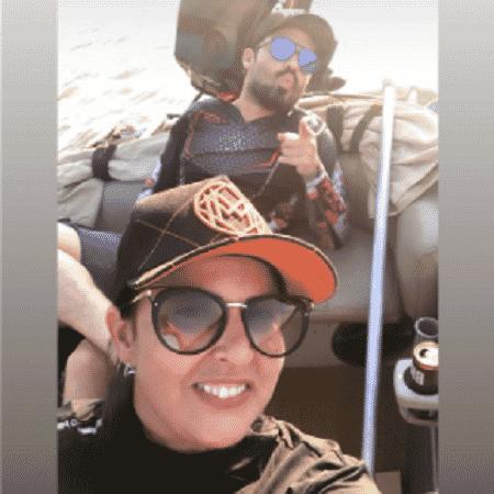 Fernando diz que topa pesca com ex-sogra, mesmo após termino com Maiara - Divulgação/Insatagram