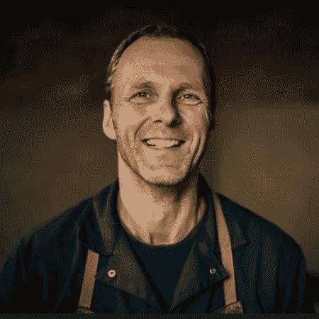 O empresário e metalúrgico Jules Parker - Divulgação - Divulgação