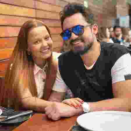 Maiara e Fernando anunciaram mais uma retomada do namoro há apenas duas semanas - Reprodução/Instagram