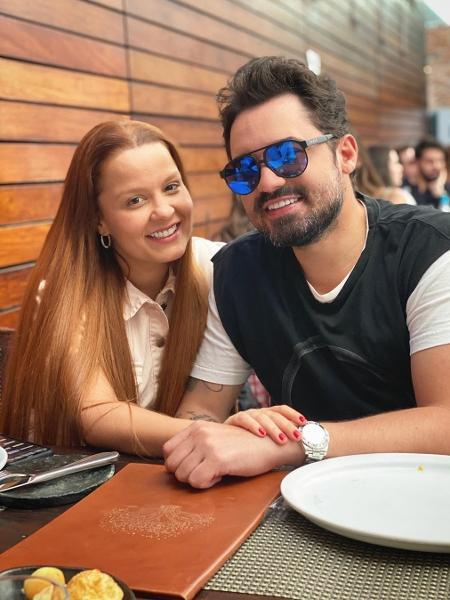 Maiara e Fernando reatam mais uma vez - Reprodução/Instagram