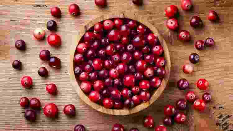 cranberry - iStock - iStock