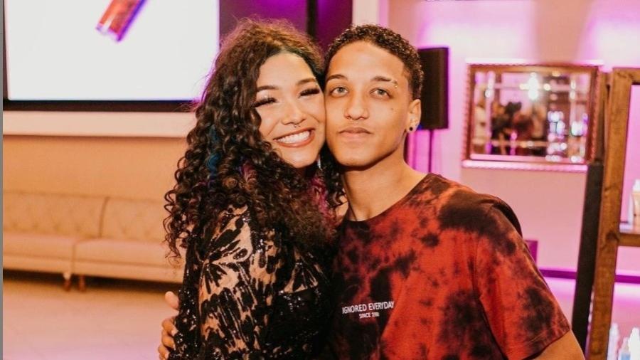 Lisa Barcelos teve áudio vazado sobre caso com Nego do Borel; Jônatas, irmão dela, nega que indireta foi para ela - Reprodução/Instagram