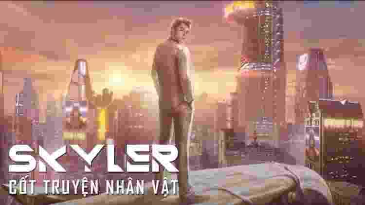 FF Skyler - Reprodução - Reprodução