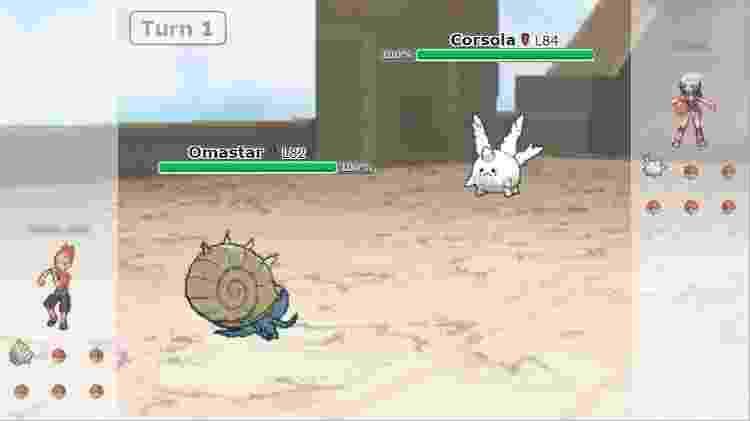 Pokémon Showdown - Reprodução/The Pokémon Company - Reprodução/The Pokémon Company