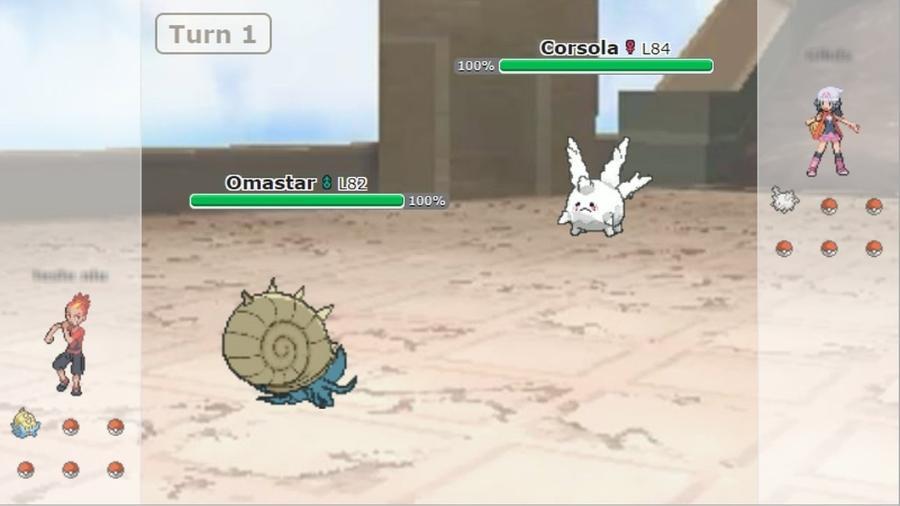 Pokémon Showdown - Reprodução/The Pokémon Company