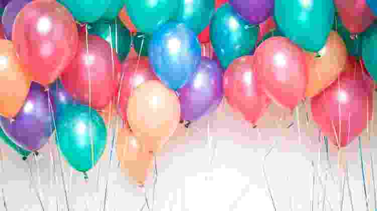 balões - iStock - iStock