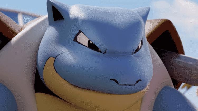 Pokémon Blastoise  - Divulgação/Niantic - Divulgação/Niantic