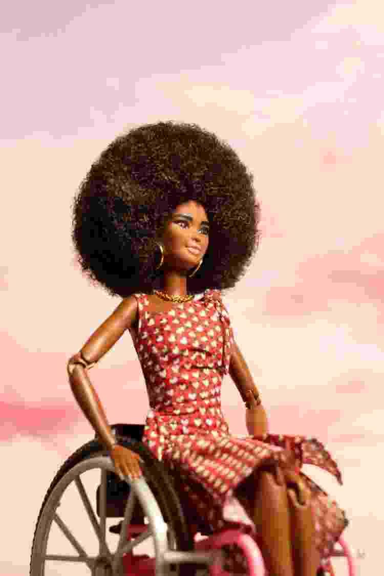 Barbie e sua coleção de diversidade assinada por Alessandro Enriquez na Semana de Moda de Milão em setembro de 2021 (3) - Divulgação - Divulgação