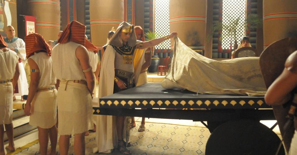 A quinta praga enviada por Deus atingirá a terra do faraó na próxima semana.