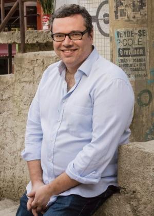 O autor João Emanuel Carneiro - Tata Barreto/TV Globo