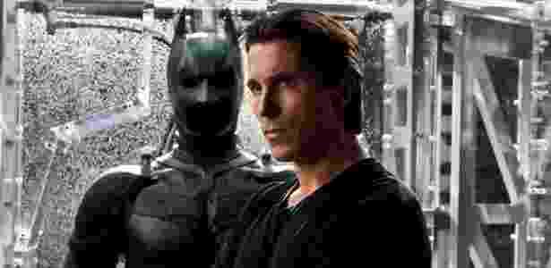 """Christian Bale (""""Batman Begins"""", 2005; """"Batman - O Cavaleiro das Trevas"""", 2008; """"Batman - O Cavaleiro das Trevas Ressurge"""", 2012)  - Reprodução - Reprodução"""