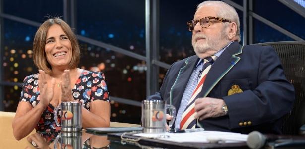 """Glória Pires participa do """"Programa do Jô"""" e fala sobre o filme """"Nise - O Coração da Loucura"""" - Ricardo Martins/Divulgação"""