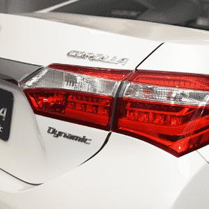 Toyota Corolla Dynamic - Murilo Góes/UOL