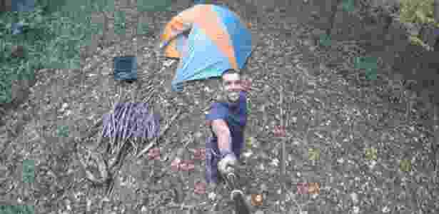 Acampar, uma aventura para todos_Vinicius Saconi Olavio - Arquivo Pessoal - Arquivo Pessoal