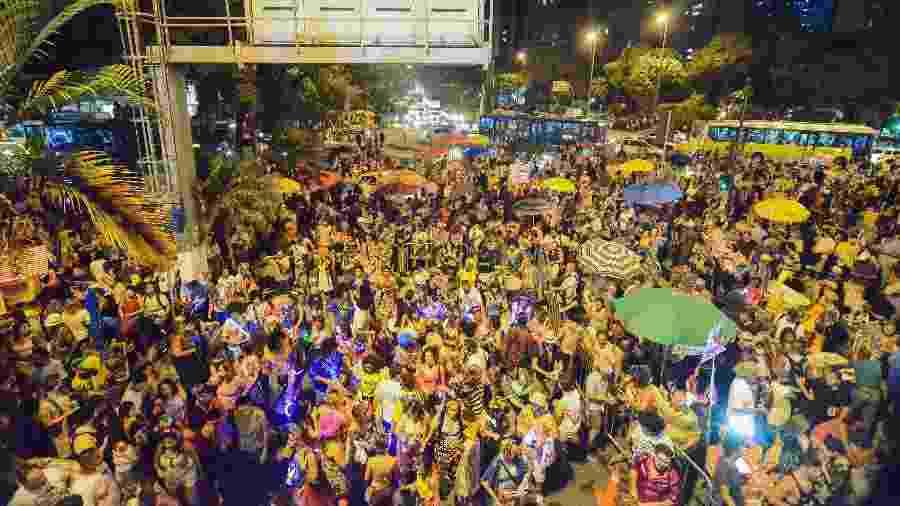Belo Horizonte (MG) terá esquema especial de transporte para o Carnaval - Uarlen Valério/O Tempo/Estadão Conteúdo