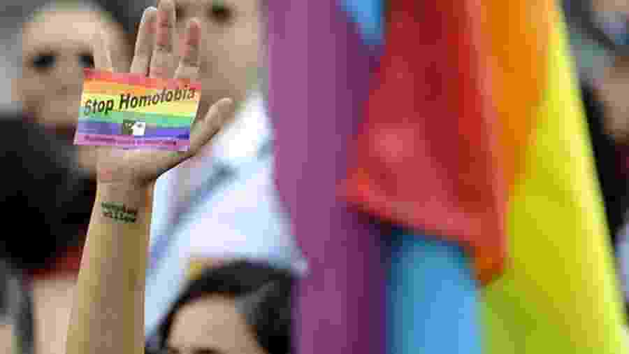 Justiça condena internauta por comentário homofóbico - Getty Images