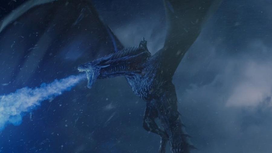 Game of Thrones - Viserion - Reprodução