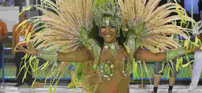 Império da Tijuca foi a segunda escola a desfilar no grupo de acesso do Carnaval do Rio - AgNews