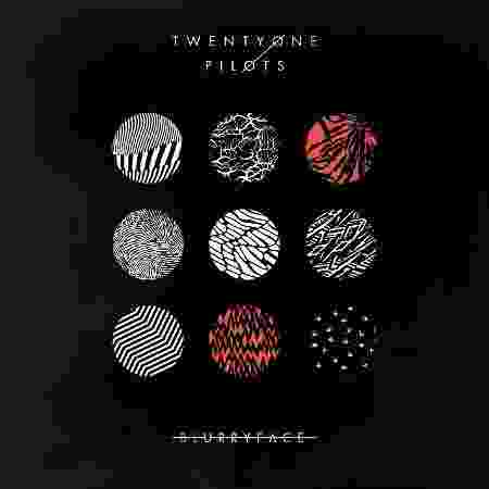 """""""Blurryface"""", do Twenty One Pilots - Reprodução - Reprodução"""