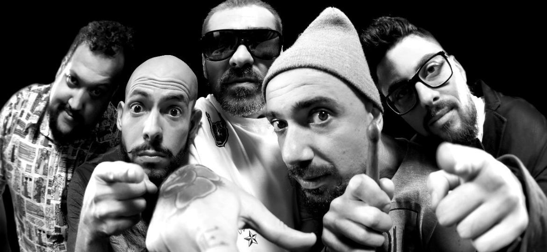 """Banda Maquinamente acaba de lançar o primeiro EP, """"Legalizando a Arte"""", pelo Midas Music - Divulgação"""