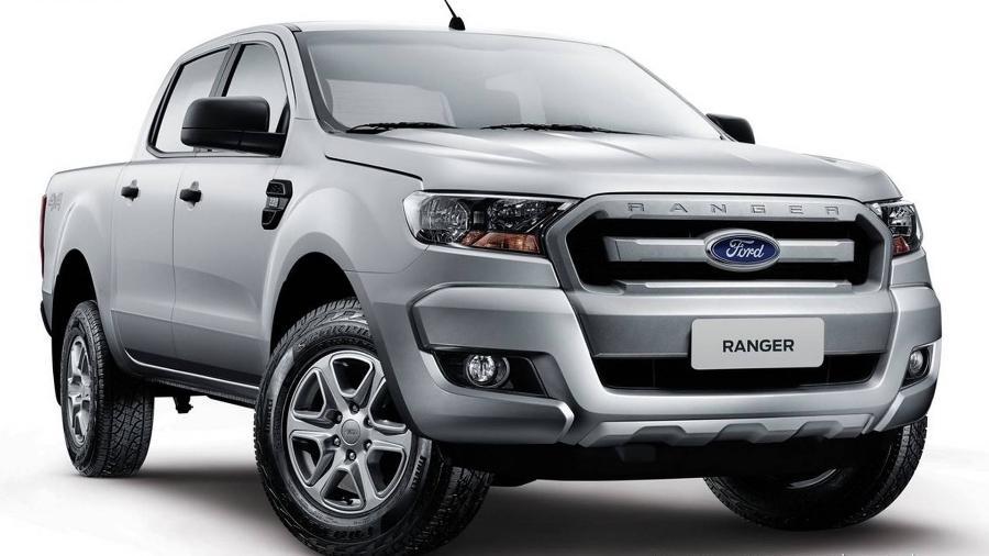 Ford Ranger XLS foi o veículo que mais se desvalorizou em 2018, segundo avaliação da KBB Brasil - Divulgação