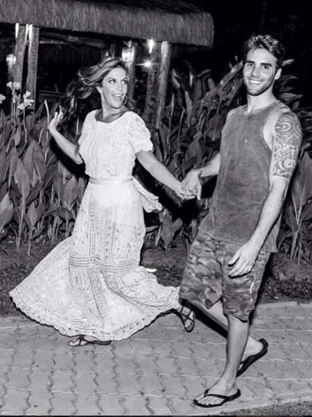 Ivete Sangalo e Daniel Cady - Reprodução/Instagram