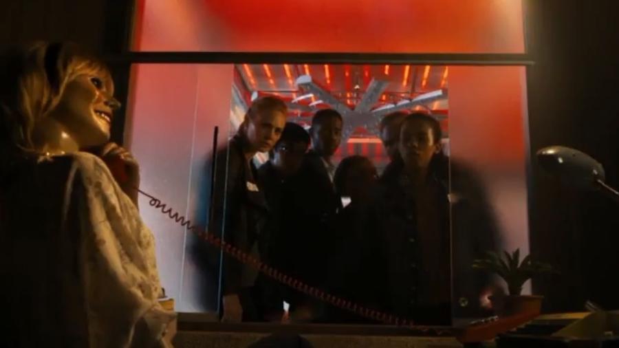 """Grupo tem surpresa sinistra no trailer de """"Escape Room"""" - Reprodução"""
