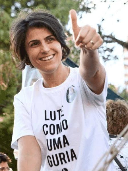 Manuela Dávila - Reprodução/Facebook
