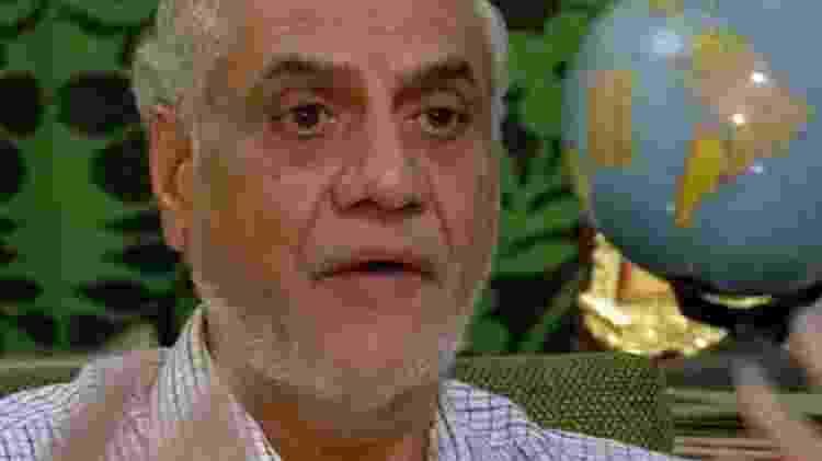 Desde os anos 1980, o ambientalista e advogado indiano MC Mehta vem apelando à Supremo Tribunal do seu país para salvar o Taj Mahal  - Reprodução - Reprodução