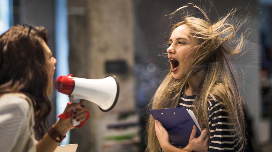 Por pressão e fatores externos, algumas chefes faltam com empatia no ambiente de trabalho - Getty Images/iStockphoto