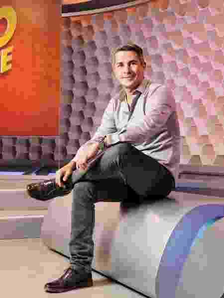 Ivan Moré conversa com a Band sobre novo game show - Ramón Vasconcelos/TV Globo
