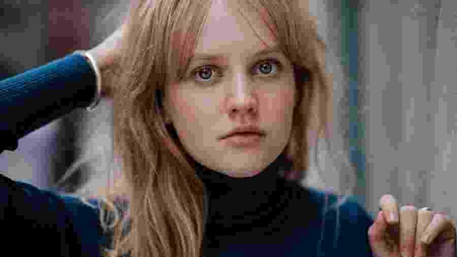 A atriz Markella Kavenagh - Divulgação/IMDb