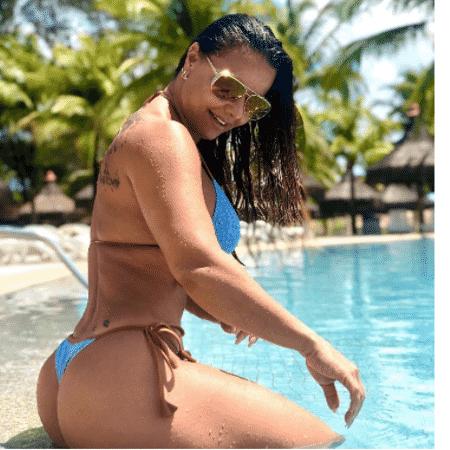 Viviane Araújo - Reprodução/Instagram