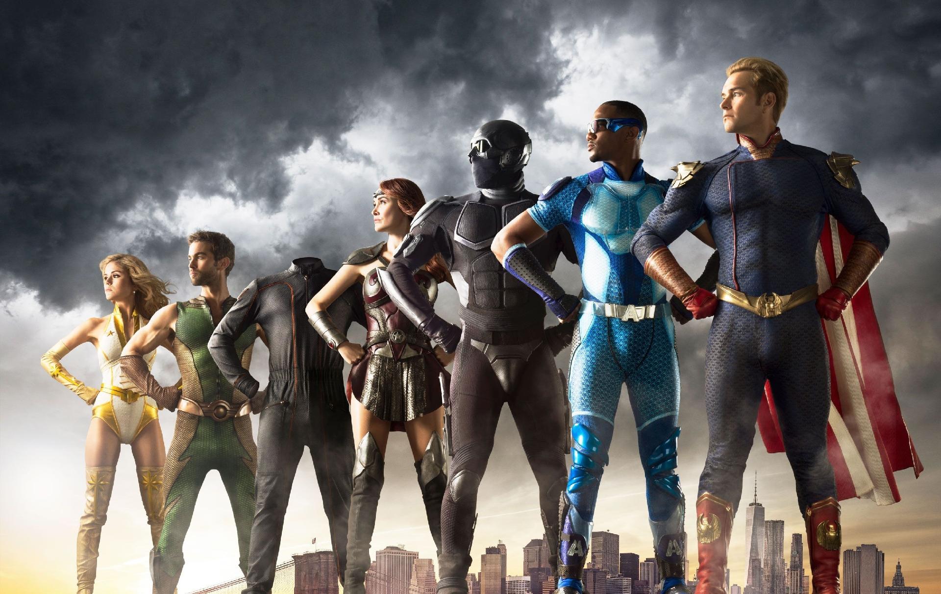 The Boys': série de super-heróis da Amazon é renovada para 3ª temporada -  23/07/2020 - UOL Entretenimento