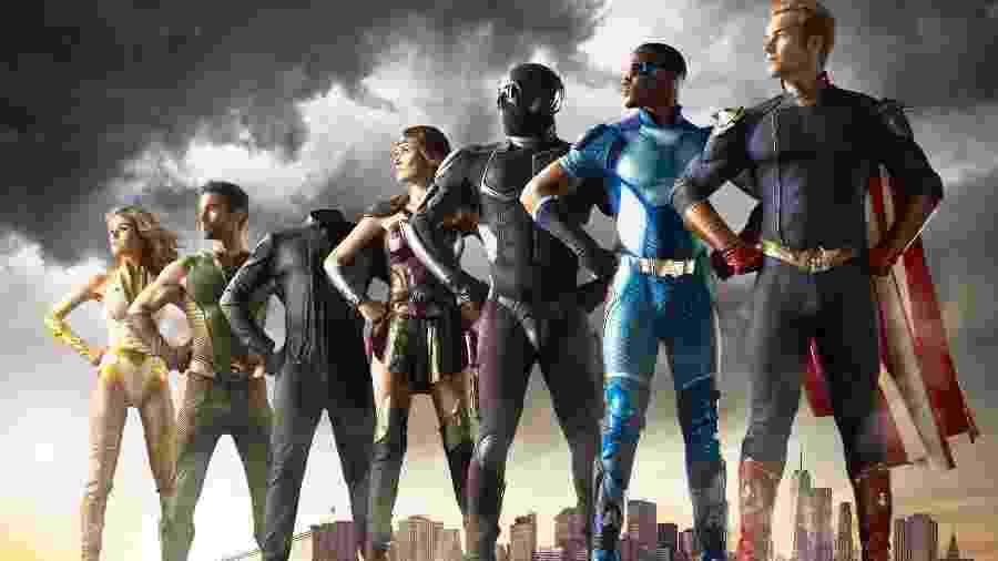 A segunda temporada da série estreia no dia 4 de setembro - Reprodução