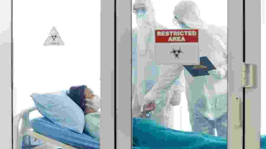 Maioria das mortes pelo novo coronavírus aconteceu entre pessoas acima dos 60 anos, especialmente com mais de 80 - iStock