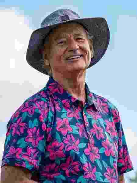"""Bill Murray é proprietário da marca de roupas para golfe """"William Murray Golf"""" - Divulgação"""