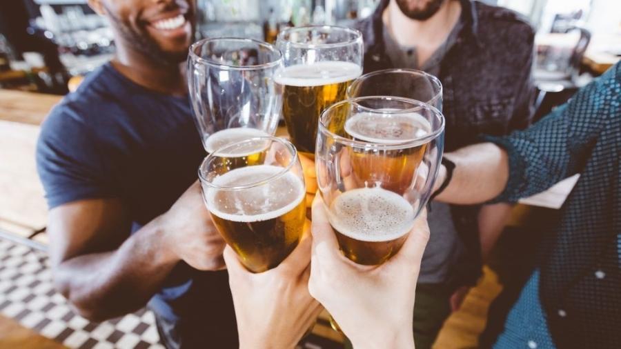 Consumo de cerveja mudou por causa da pandemia de covid-19 - Getty Images
