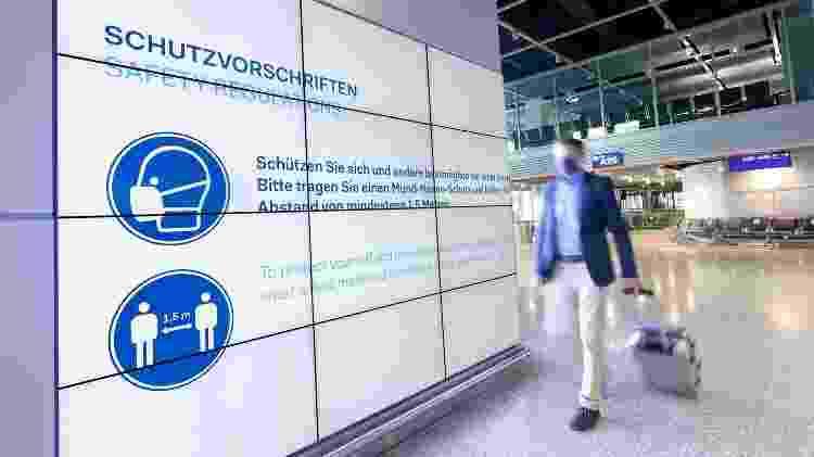 aeroporto Düsseldorf - Divulgação - Divulgação