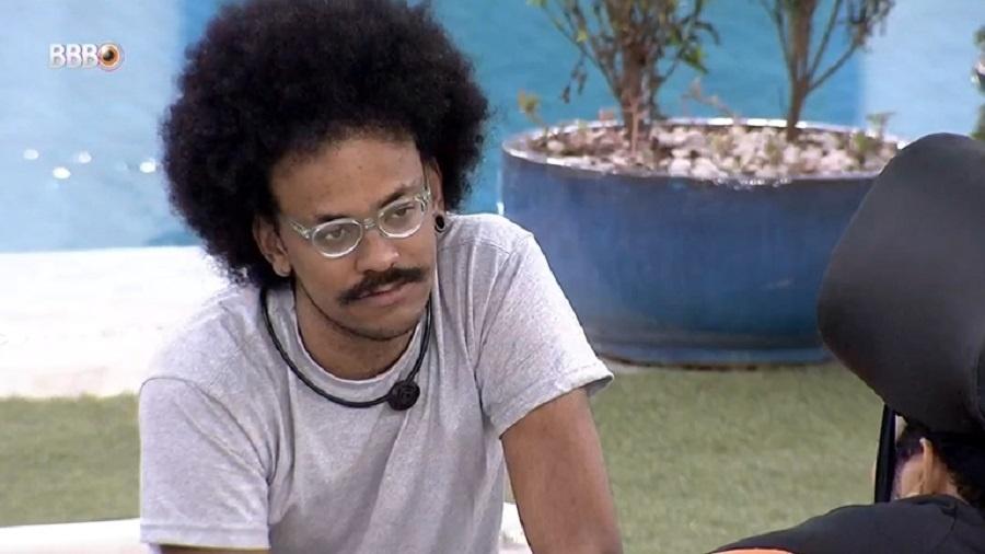 BBB 21: João diz que vota em Pocah por afastamento na casa - Reprodução/Globoplay