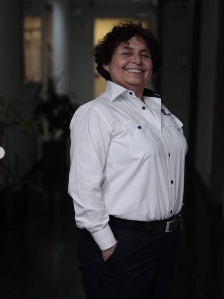 A advogada Susel Paredes, 57, é a primeira congressista lésbica eleita no Peru - Reprodução/Instagram